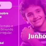 JUNHO VIOLETA: Mês de Conscientização sobre o Ceratocone.