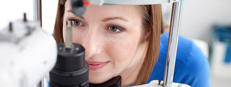 Check-up Oftalmológico: está na hora de você fazer o seu.